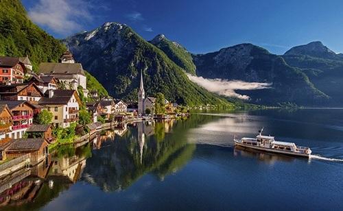 Vacance d'été en Autriche