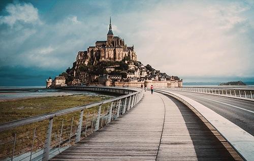 Vacance d'été en France