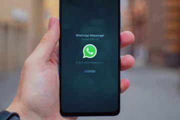 WhatsApp : partager ses contacts en passant par le code QR