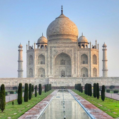 Inde : suite à des orages meurtriers le Taj Mahal a été endommagé