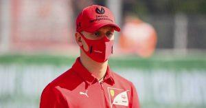 Michael Schumacher fils