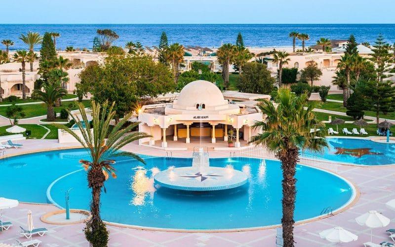 Hôtel en Tunisie
