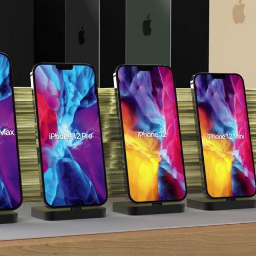 iPhone 12 Pro Max: Apple sort toutes ses cartes pour son modèle grand format