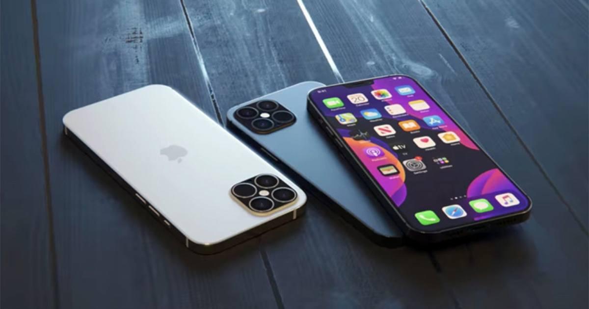 iPhone 12 d'Apple