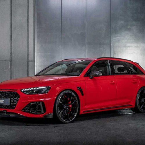 Audi : plus de 500 chevaux pour la nouvelle RS4-S grâce à ABT Sportsline !