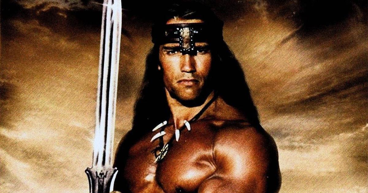 Conan le barbare sur Netflix