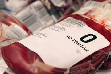 Coronavirus : les personnes du groupe sanguin de type O sont moins vulnérable !