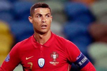 Cristiano Ronaldo : positif au Covid-19 il est écarté de l'équipe du Portugal !