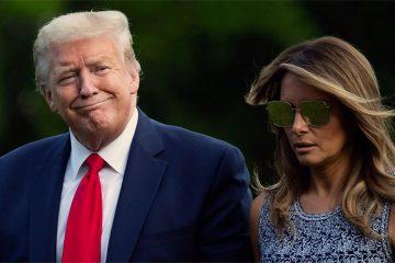 Donald Trump : ses mensonges sur le passé de sa femme Mélania !