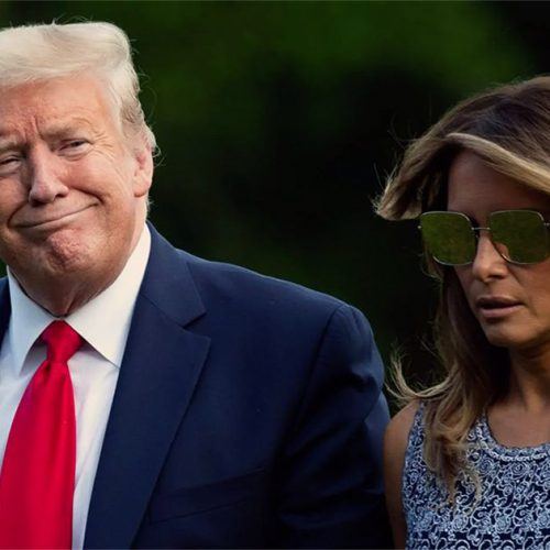 Donald Trump : ses mensonges sur le passé de sa femme Mélania Trump !