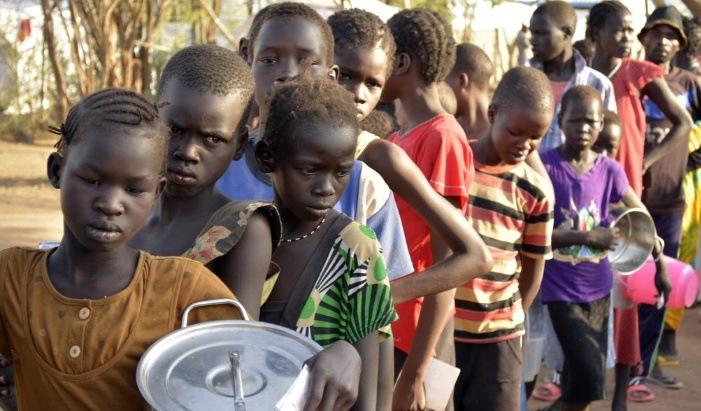 La famine, plus persistante que jamais d'après Nostradamus 2021