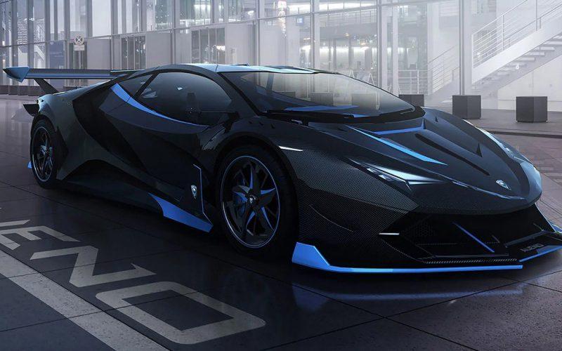 Alieno : sa nouvelle hypercar vise les 488 km/havec ses 5221 chevaux !