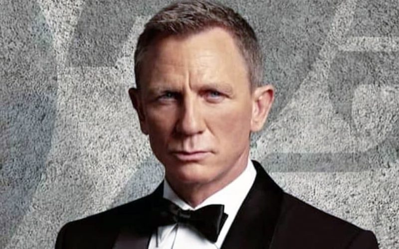 James Bond 007 - Daniel Craig