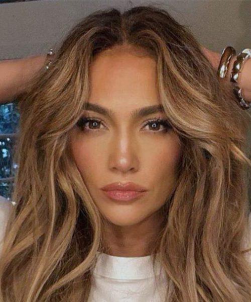 Jennifer Lopez : elle poste une photo de son nouveau look sur Instagram !