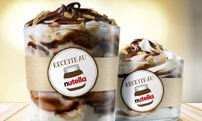 King Fusion Nutella