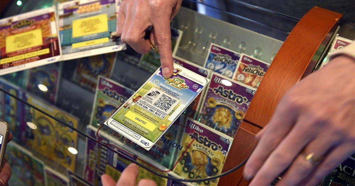 Billet de loterie