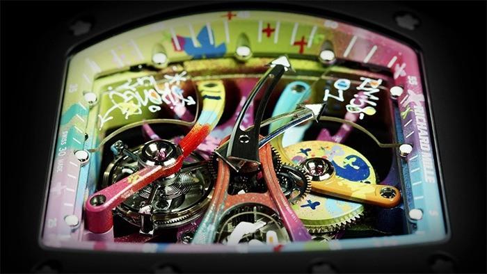 La RM 68-01 de Richard Mille