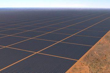 Le plus grand projet de ferme solaire au monde sera construit en Australie !
