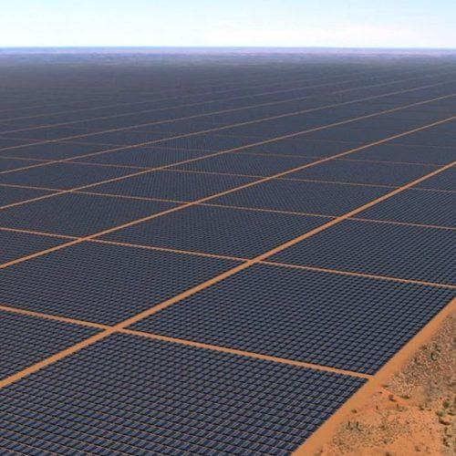 La plus grande ferme solaire au monde verra le jour en Australie