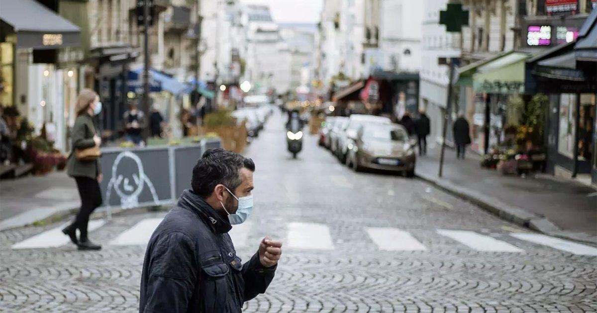 Reconfinement en France