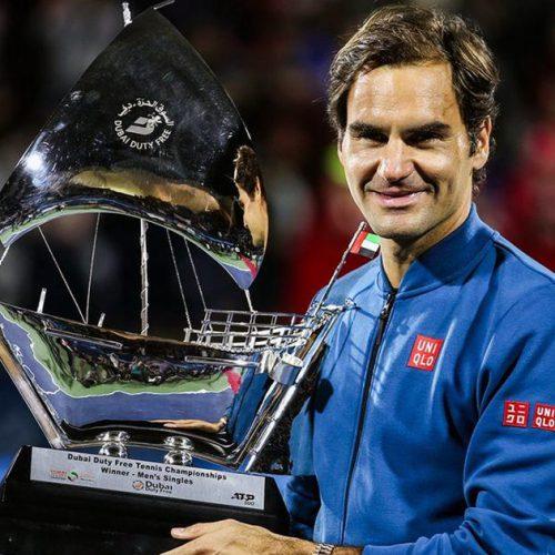 Roger Federer : découvrez son magnifique appartement de luxe à Dubaï !