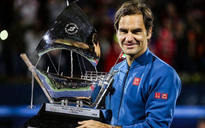 Roger Federer : découvrez l'appartement que possède le tennisman à Dubaï !