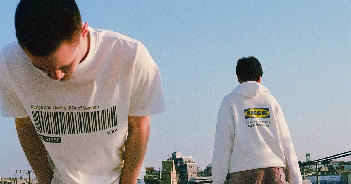 Ikea lance sa collection de vêtements
