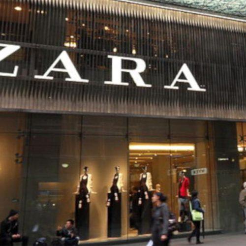 Zara : la nouvelle collection de lingerie de la marque vient de sortir !