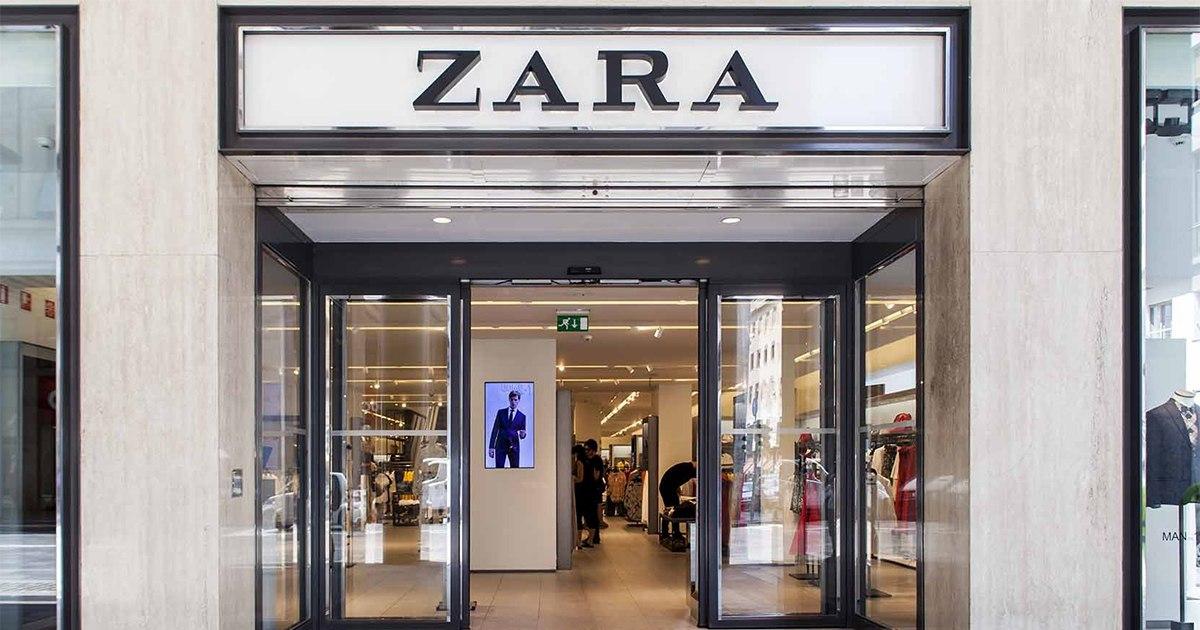 Zara - Pull tendance