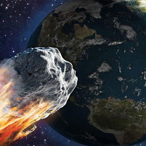 Fin du monde : un astéroïde pourrait s'écraser sur terre bientôt !