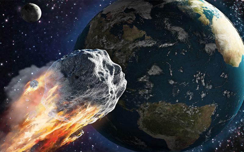 Fin du monde : un astéroïde pourrait prochainement s'écraser sur terre !