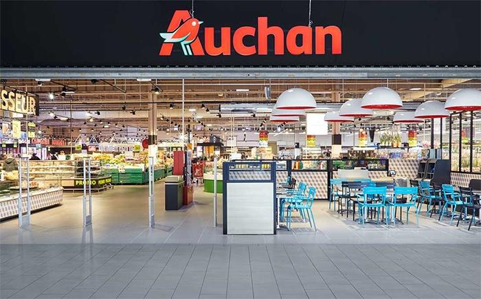 Magasin Auchan