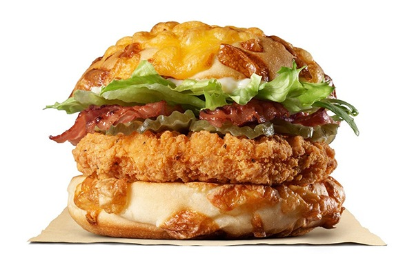 Burger King et son burger moche