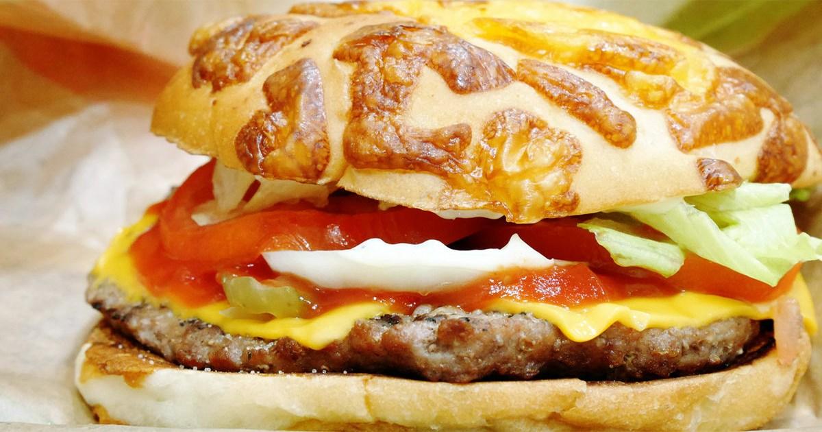 Burger King - Ugly burger