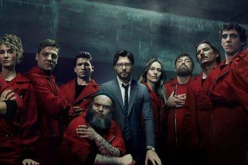 La Casa de Papel saison 5 : la fin de la série promet de décoiffer !
