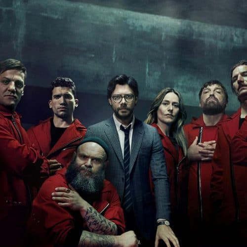 La Casa de Papel saison 5 : la fin de la série s'annonce des plus torride !
