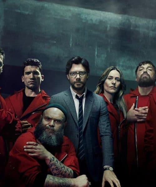 La Casa de Papel saison 5 : la fin de la série promet d'être très ambitieuse !