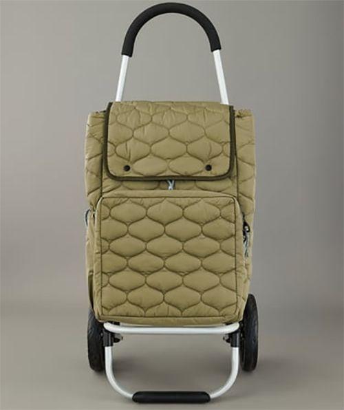 Chariot de courses Zara à 60 euros