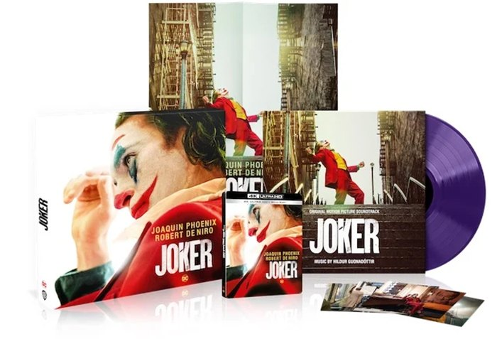 Coffret DVD Joker