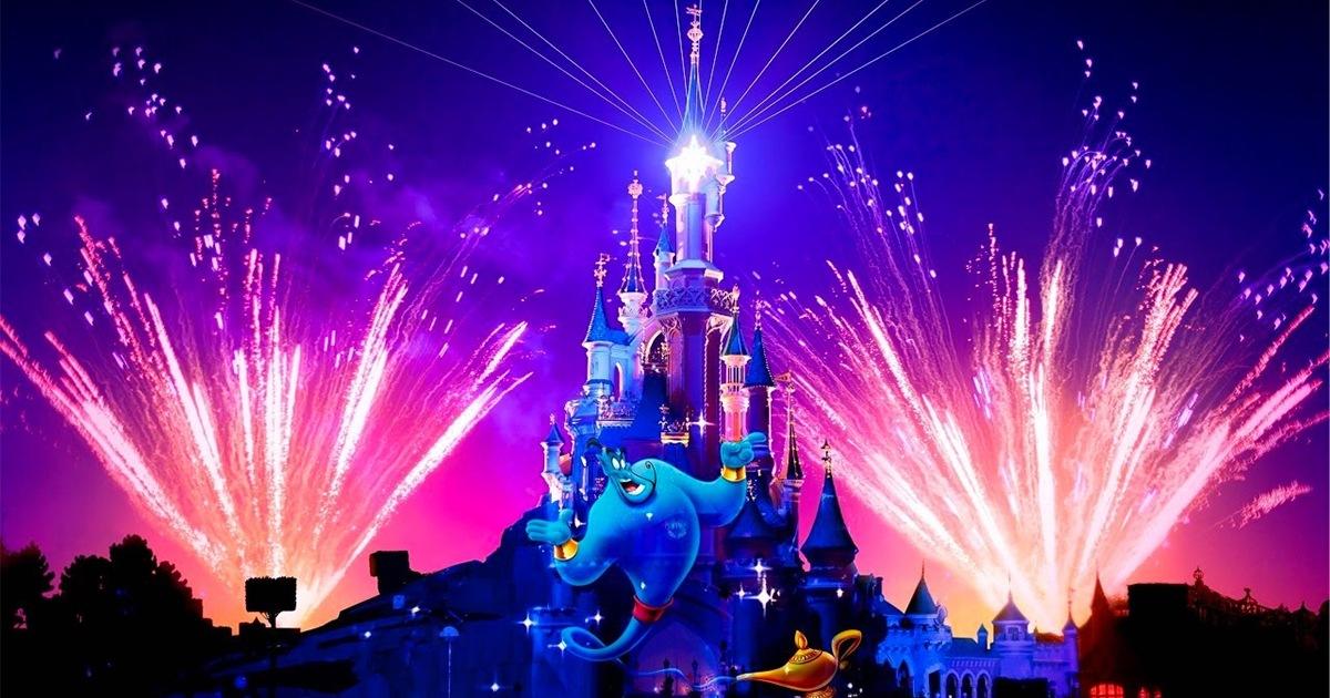 Disneyland Paris est fermé