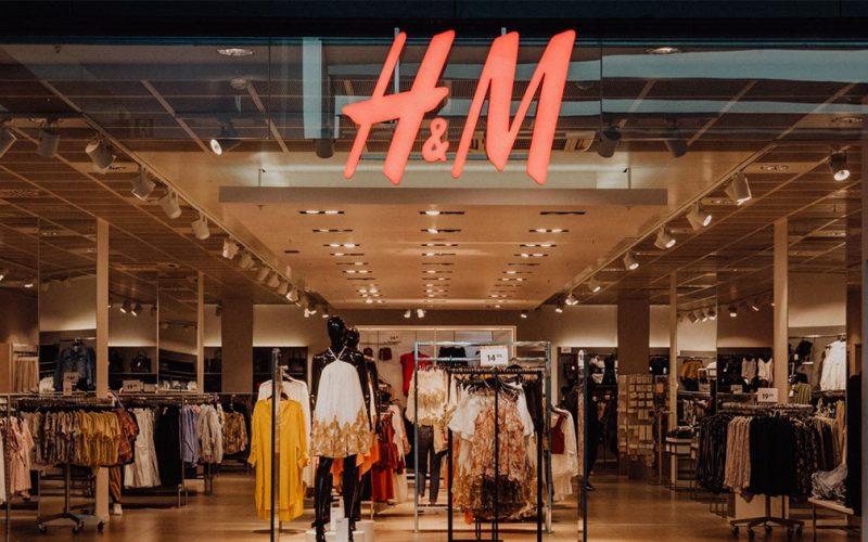 H&M- sweat hiver