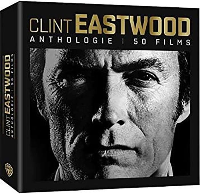 Clint Eastwood Anthologie : 50 Films