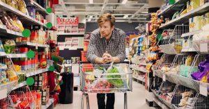 Lidl et Auchan