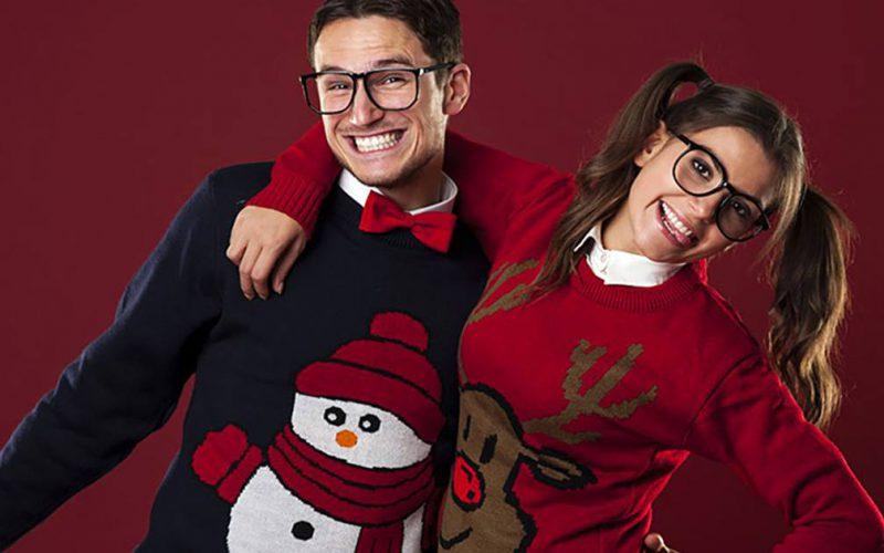 Lidl - pulls moches de Noël