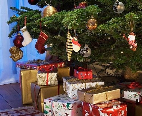Le sapin de Noël Nordmann