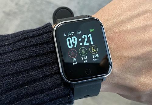 Lidl clone l'Apple Watch