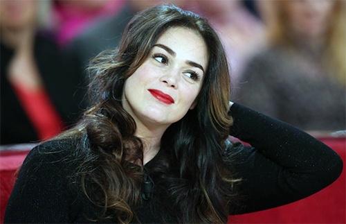 L'actrice Lola Dewaere
