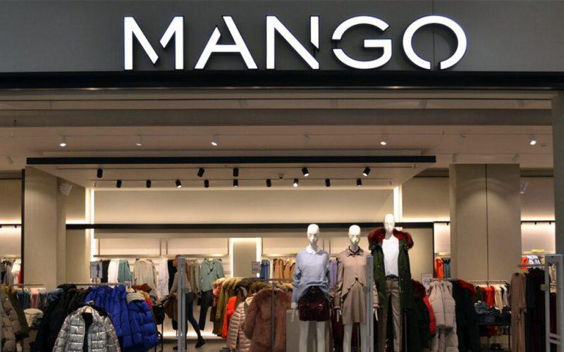 Mango - Robe Pull