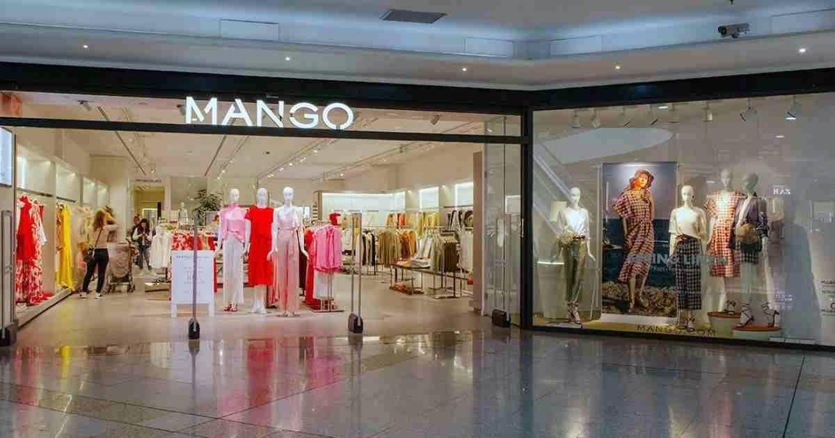 Mango - Manteau Oversize
