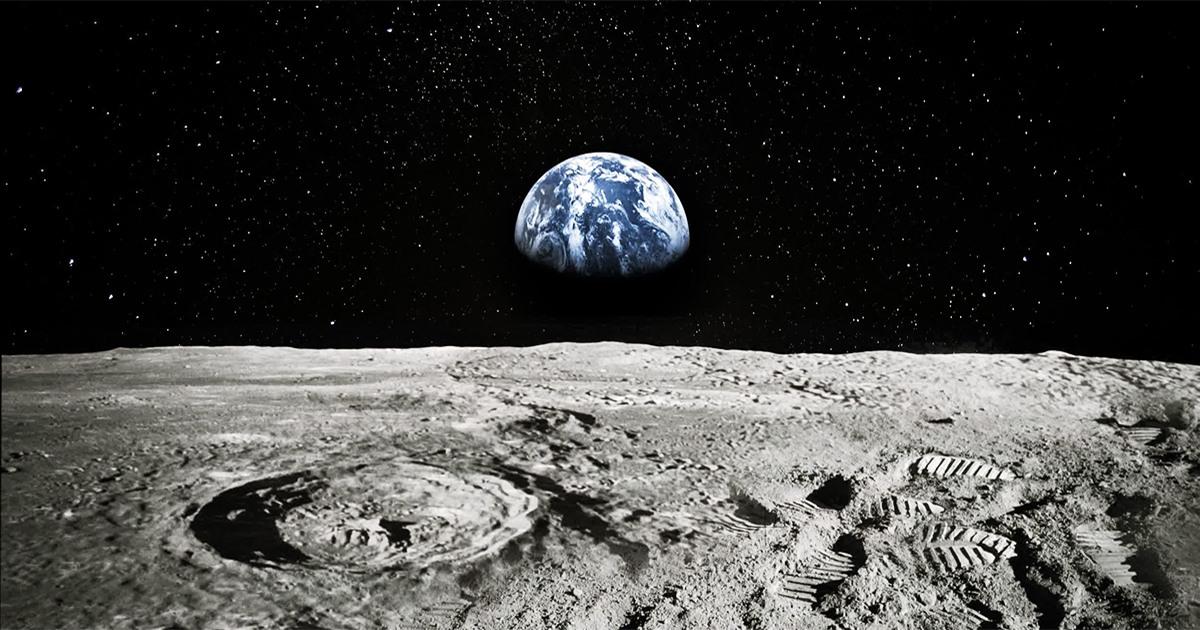 Nasa - Eau sur la lune